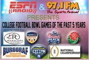 College Football Bowl Game Replays