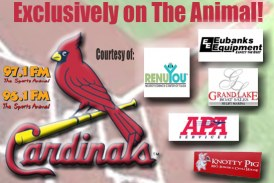 You're home for Cardinals baseball!
