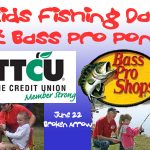Don't miss Kid's Fishing Day!