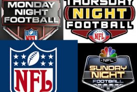 You're home for the NFL!