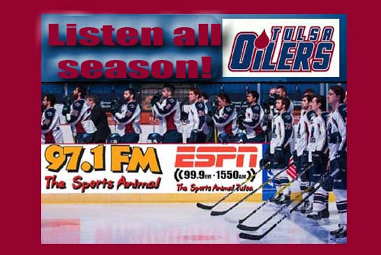 Radio home for the Oilers!