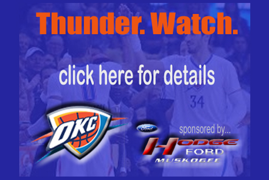 Thunder.  Watch.