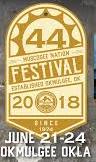 Mvscogee Nation Festival