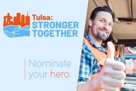 Tulsa: Stronger Together!