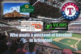 Tune in to listen to games and to win a trip!