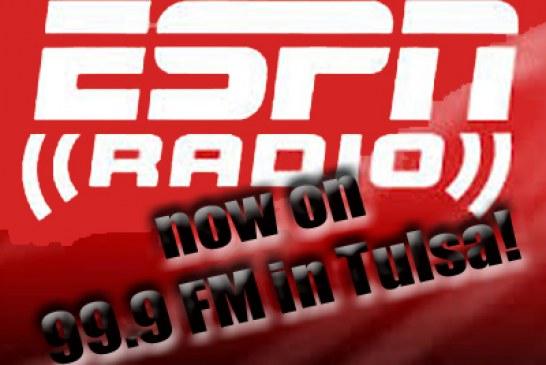 ESPN on 99.9FM