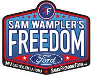 Sam Wampler's Freedom Ford