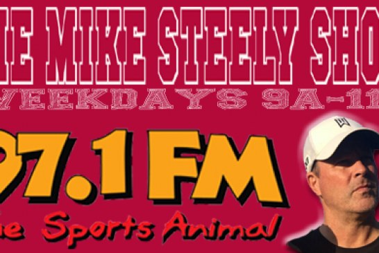 The Mike Steely Show!