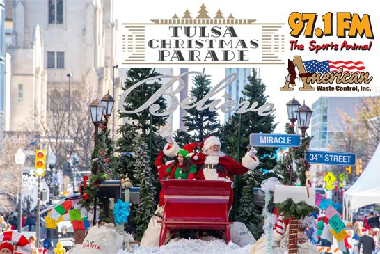 Tulsa Christmas Radio Station 2020 The Sports Animal Tulsa – 97.1 Tulsa and 96.1 Grand Lake